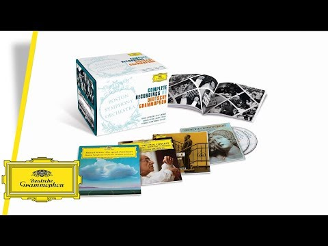 Boston Symphony Orchestra - The Complete Recordings Box  (Teaser)