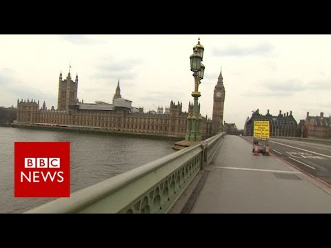 Retracing route of London terror attacker - BBC News