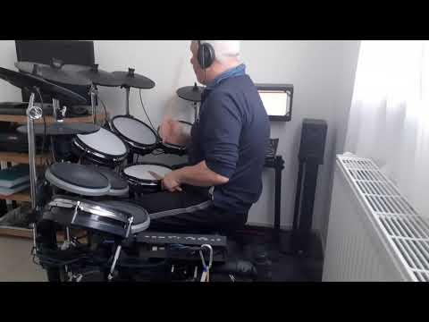 Genesis Mama Drum cover
