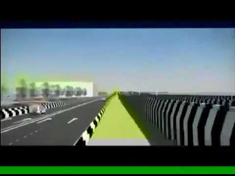 Widening Plan of NH-24 from Delhi to Dasna