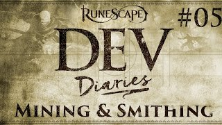 RuneScape Dev Diaries - Mining & Smithing #5: Smithing 101