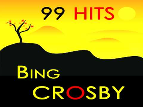 Bing Crosby - Where the blue of the night