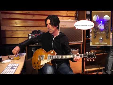 Carl Martin Lo Gain Plexitone, demo by Pete Thorn