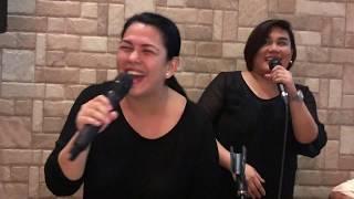 LOTLOT De Leon Sings for Her Nanay SANDY! Aaawww!! Galing-Galing!!
