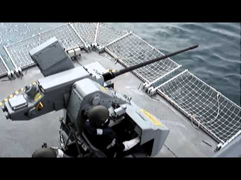 RFA Wave knight live 30mm Cannon Firing