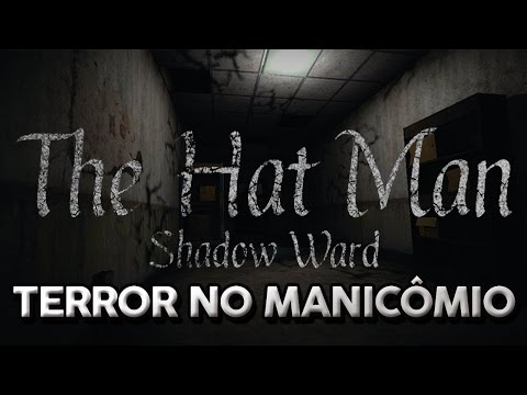 The Hat Man Shadow Ward – Terror no Manicômio poster