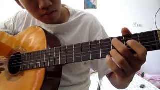 Hướng dẫn Haru Haru (Sungha Jung) Pt3.2: Chorus