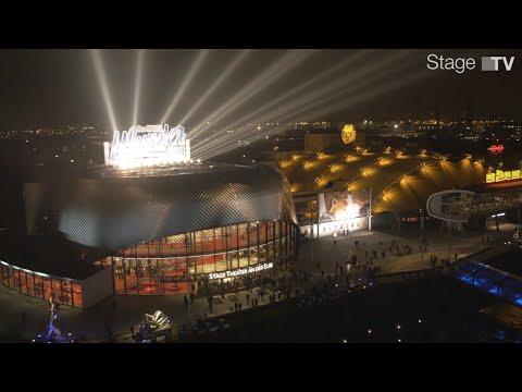 StageTV - Spektakuläre Eröffnung des neuen Stage Theater an der Elbe in Hamburg