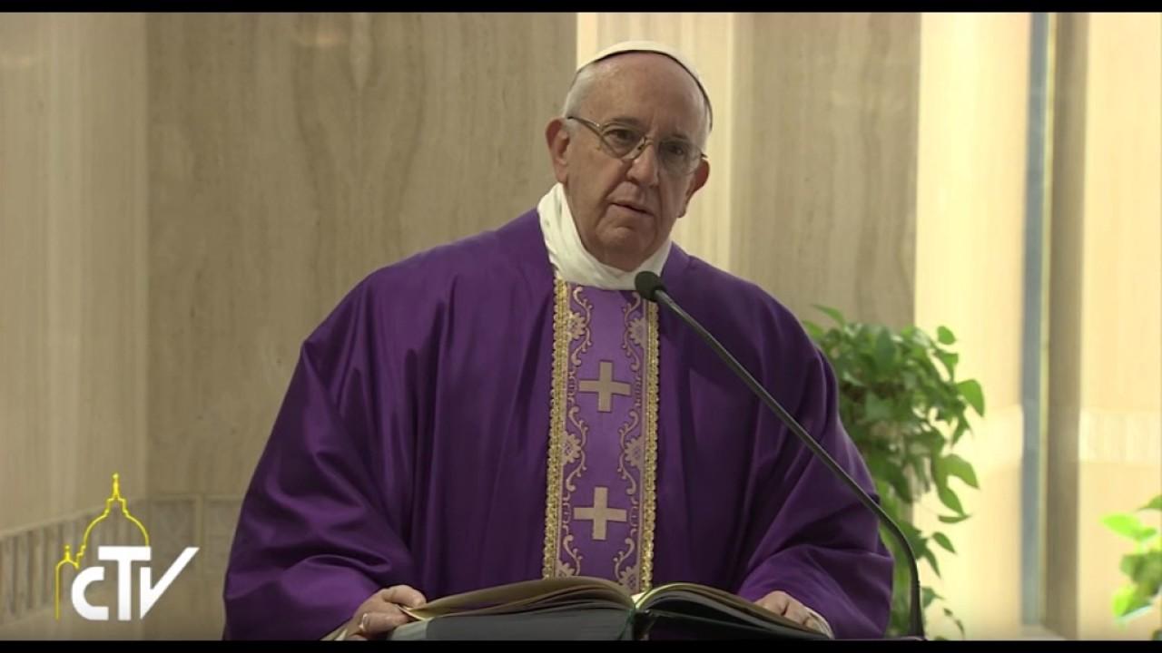 Angelus / diretta streaming Video: Papa Francesco: