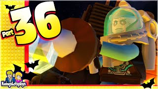 LEGO BATMAN 3 - Unlocking  Mr Freeze w/ Qward Free Roaming