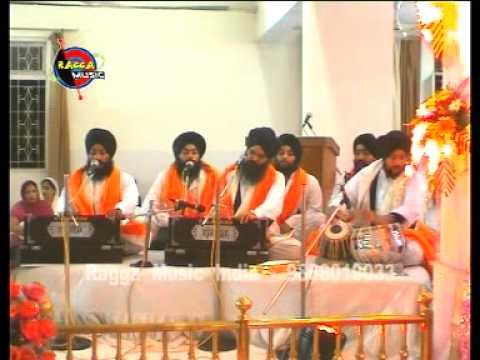 Bhai Manpreet Singh Ji - Darsan Deeje Khol Kivaad from Ragga Music - 9868019033