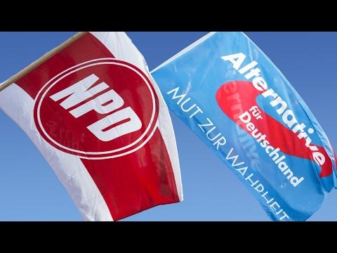NPD und AfD: Original und Kopie?  | Panorama | NDR