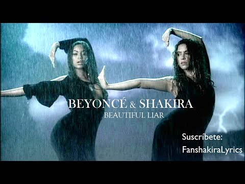 Beyoncé & Shakira  Beautiful Liar Lyrics