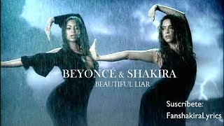 Video Beyoncé & Shakira - Beautiful Liar [Lyrics] download MP3, 3GP, MP4, WEBM, AVI, FLV Juni 2018