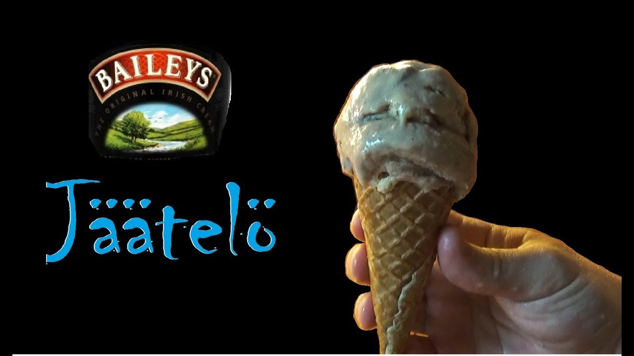 Hard Kokki: Baileys - jäätelö