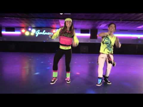 WALK THE MOON 'Work This Body' Official Choreography by Zumba