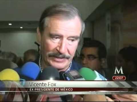 """Vicente Fox califica a AMLO como """"pionero"""" en atención de programas sociales"""