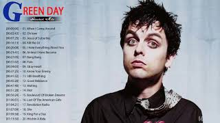 Green Day Greatest Hits | Best Songs Of Greenday