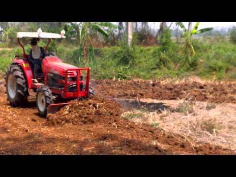For Sale Mitsubishi Mt4801d Tractor 3pt Hitch Loader Ag