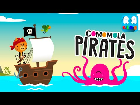 Comomola Pirates - iOS / Android - Gameplay Video