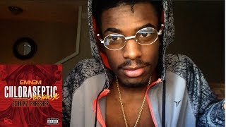Eminem - Chloraseptic (Remix) ft. 2 Chainz & Phresher | Reaction/Review
