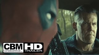 DEADPOOL 2 - Friends with Cable Trailer thumbnail