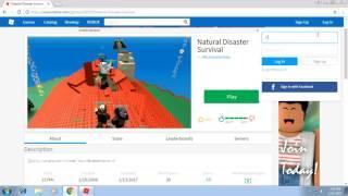 Roblox on Windows 7 Starter
