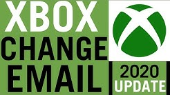 How To Change Email of Xbox Account [2020]
