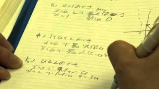 京都大学理学部出身の塾講師 畠田先生によるわんこら式勉強法の実践動画...