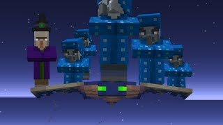 Phantom Riders in Minecraft!