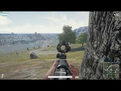 [PUBG] Kar (4x scope) Snipes
