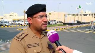 وفد إعلامي يزور سجون #جدة للتعرف على ما يقدم للسجناء