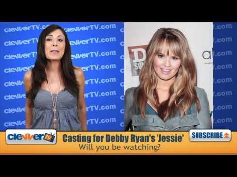 Debby Ryan Stars in 'Jessie' -- New Scoop!