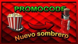 Como CONSEGUIR Este Nuevo SOMBRERO ! - ROBLOX PROMOCODE!