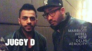 Jappy Bajaj Performing Live with Juggy D at JW Marriott Hotel New Delhi Aerocity