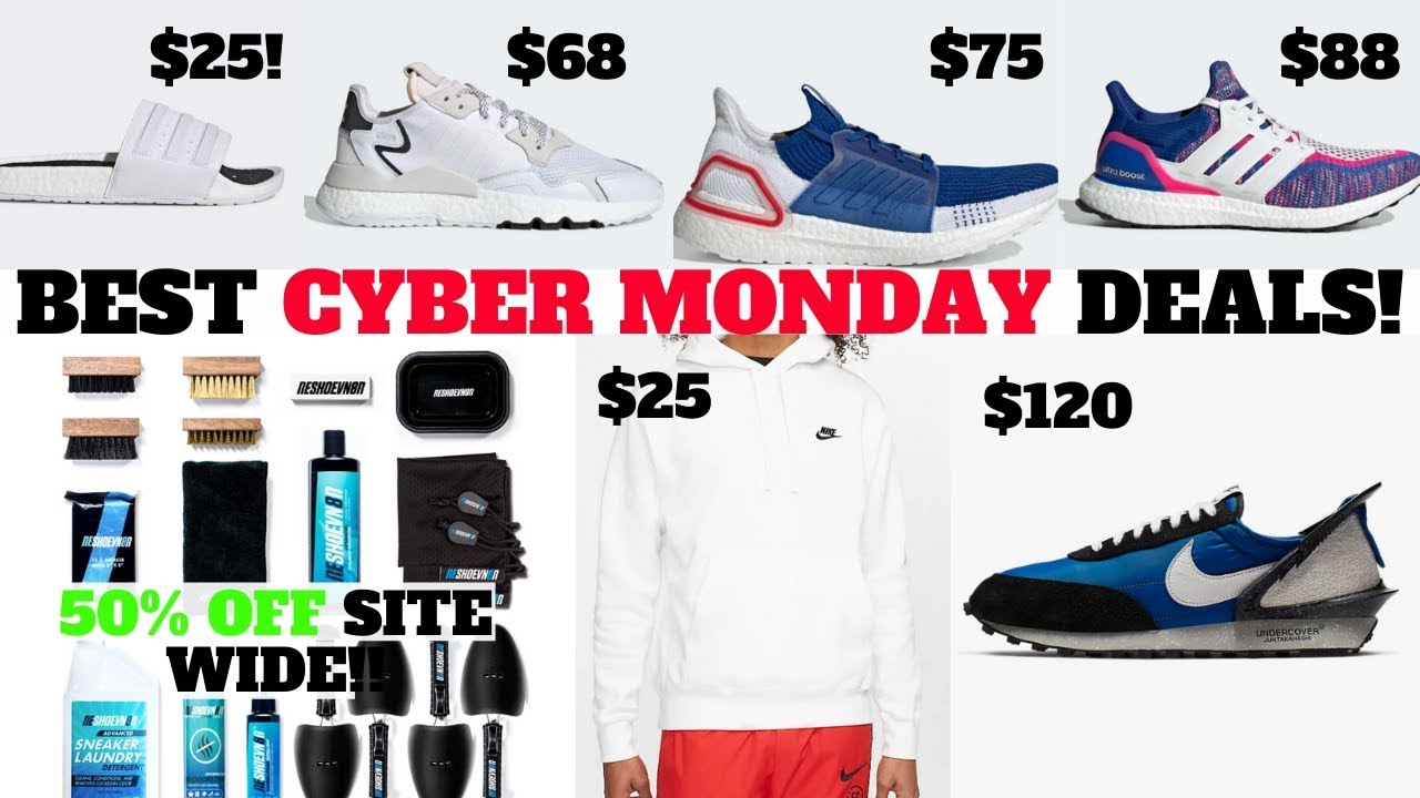 Best Cyber Monday Sales Search Tips For Sneaker Deals Online Youtube