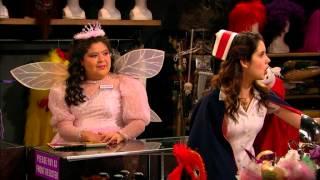 Сериал Disney - Остин & Элли (Сезон 2 Серия 1) Костюмы и кураж l Хеллоуин с героями Disney
