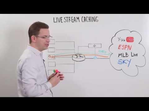Live Stream Caching