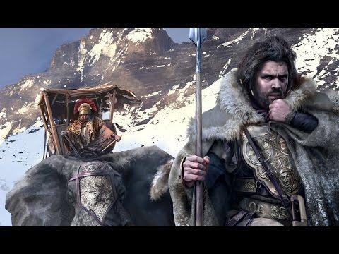 Ганнибал у ворот| Total War: Rome II (Кооп РИМ vs КАРФАГЕН) #1