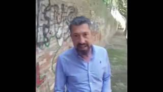 Michele Sgarglia al Parco delle Rimebranze di Fermo