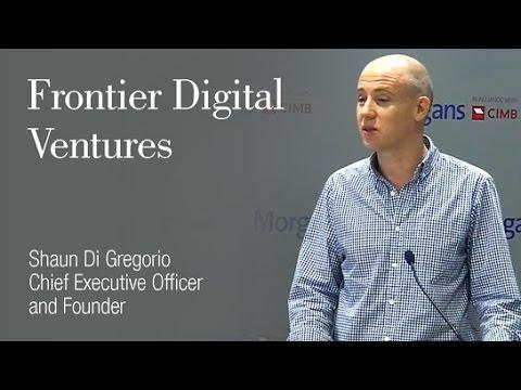 Frontier Digital Ventures: Shaun Di Gregorio, Founder & Chief Executive Officer