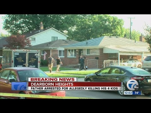 Neighborhood in shock after murder of four...