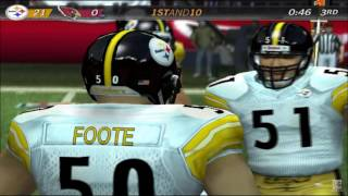 Madden NFL 09 PS2 Gameplay HD