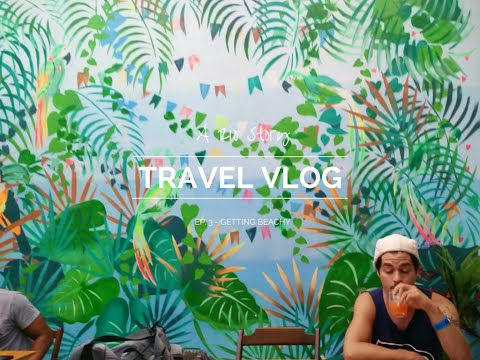 Travel Vlog: A Rio Story Ep. 3 - Copacabana, Ipanema, Arpoador Sunset, Rio de Janeiro