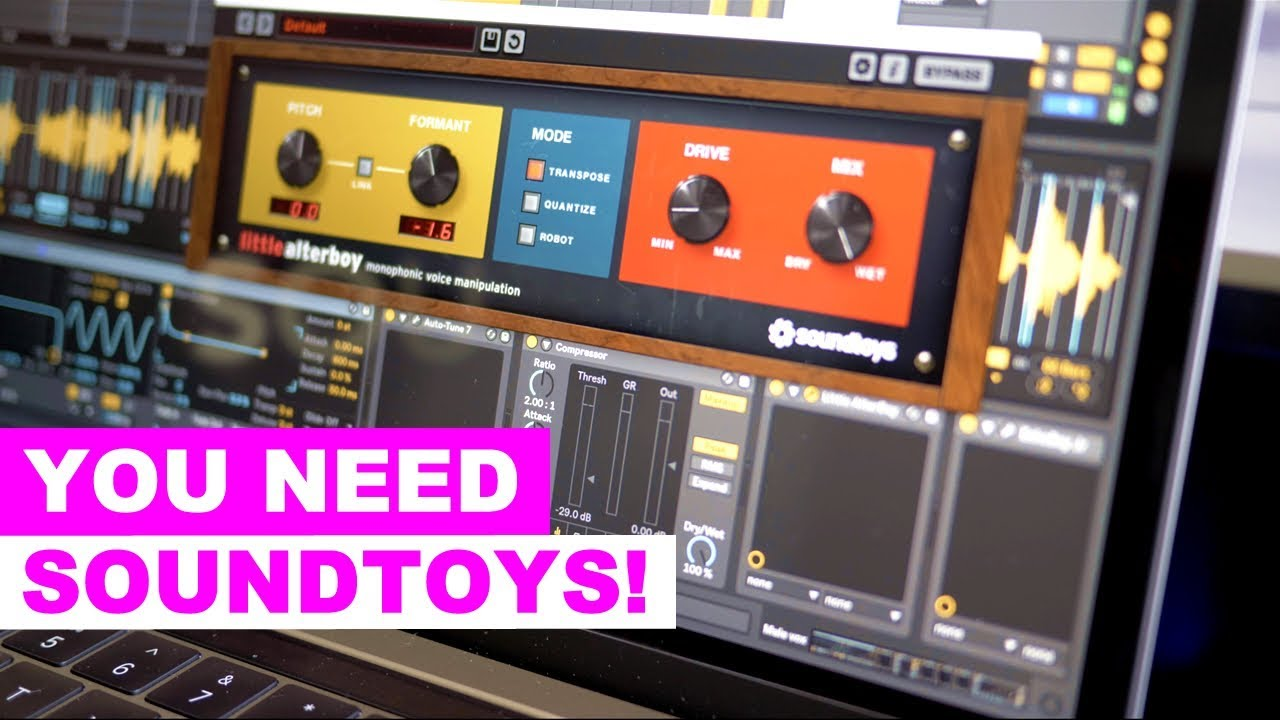 SOUNDTOYS Discount - Demo of the Best Soundtoys Plugins