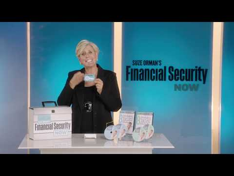 "Suze Orman NOW: The 4 ""Must Have"" Documents"