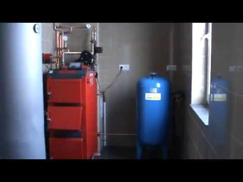 Kotownia DEFRO Optima Komfort plus 15 kW +Solary WOLF