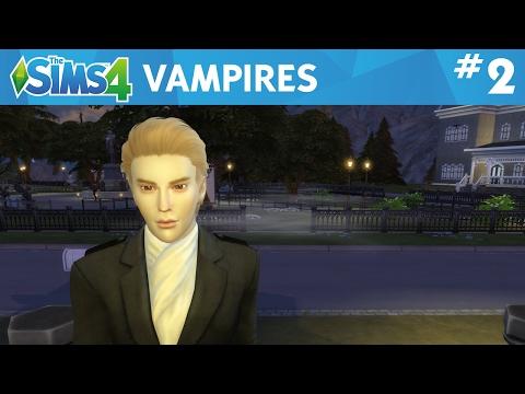 ข้าอยากเป็นแวมไพร์ | The Sims 4: Vampires #2
