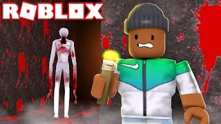 SURVIVE THE HAUNTED HOTEL IN ROBLOX