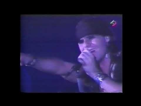 The Quireboys - King Of New York - Live, Barcelona '93